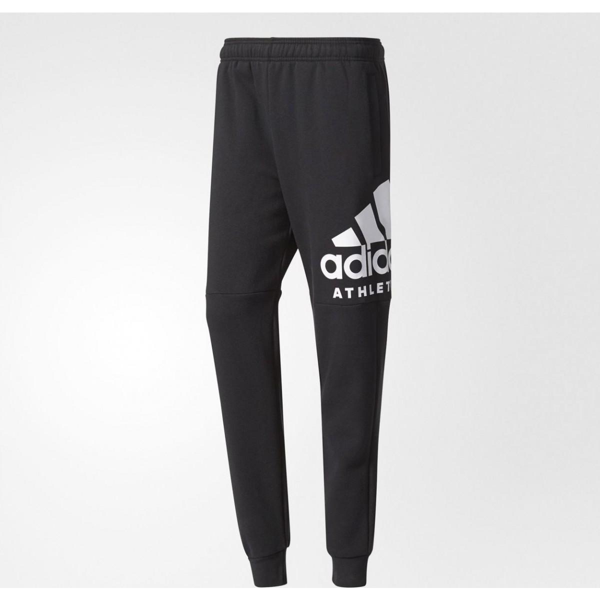Adidas pantalone tuta - Tute - Uomo Quadrifoglio Sport - Articoli ... 9be762056bde