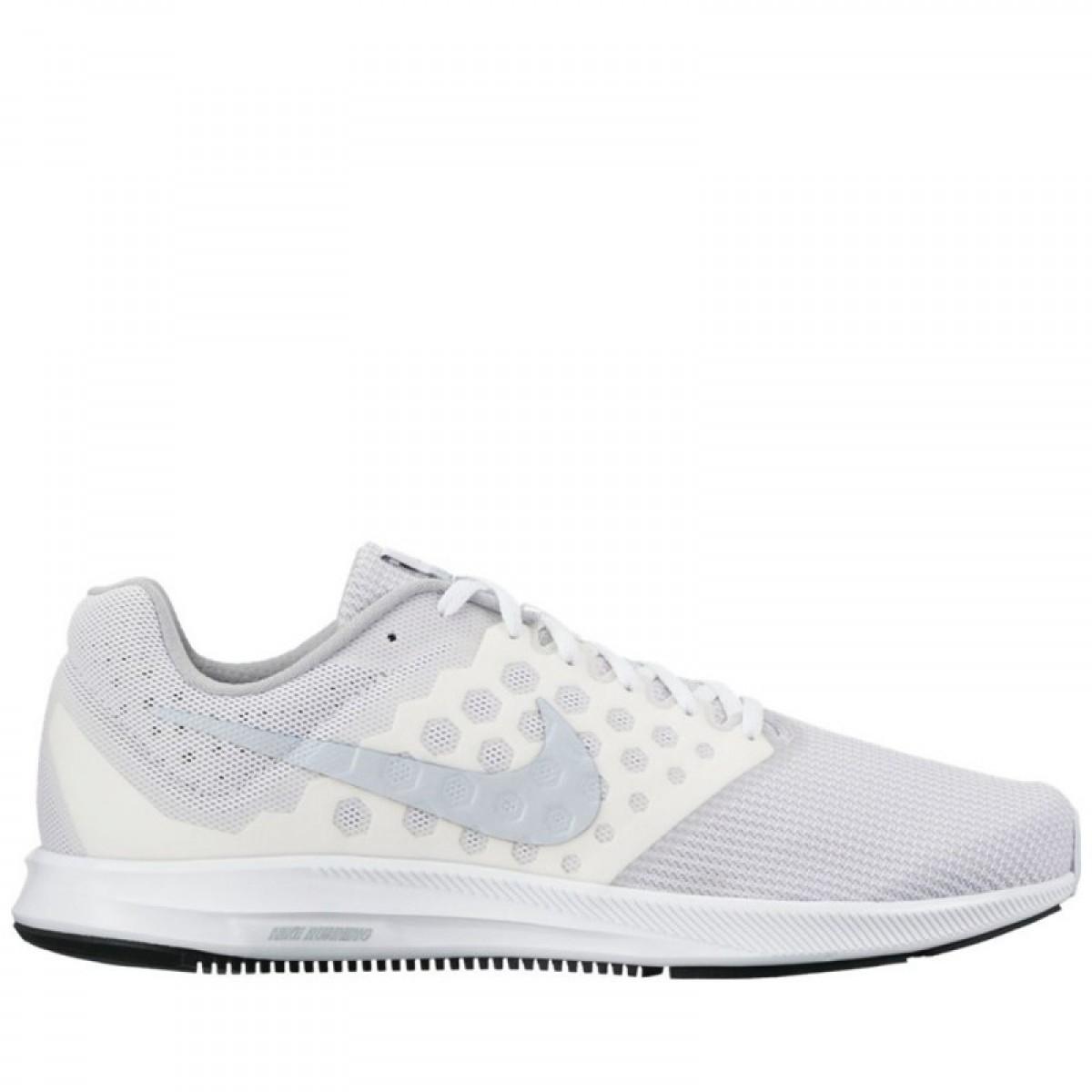 sports shoes 8949a 2ce1e SCARPE - Nike Downshifter 7 Uomo Bianco