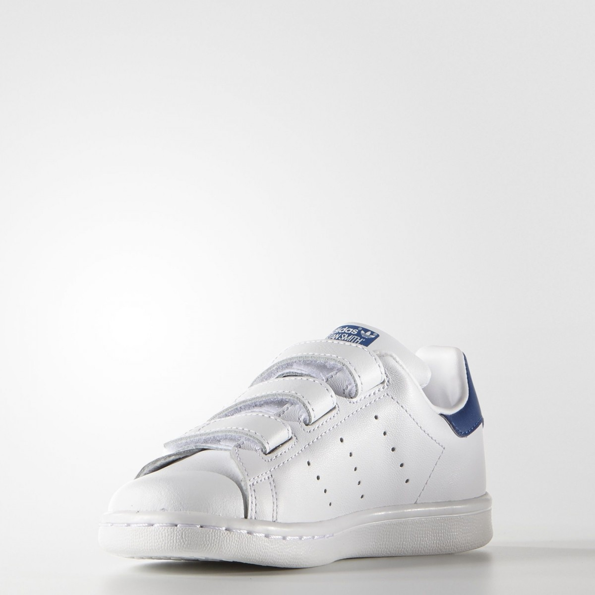 adidas stan smith blu bambino